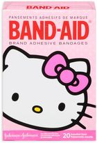 Johnson & Johnson 20-Count Hello Kitty Assorted Bandages