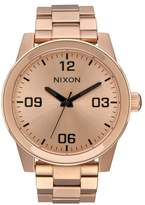Nixon Women's GI Bracelet Watch, 36mm