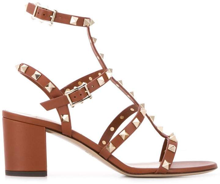 abd70588728c Valentino Strappy Women s Sandals - ShopStyle