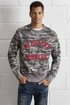 Tailgate Nebraska Camo Sweatshirt