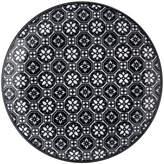 Design Studio Tokyo Nippon Black Side Plate - Flower