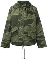 Yeezy Season 3 camouflage coat