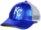 New Era Women's Kansas City Royals Team Glimmer 9FORTY Cap