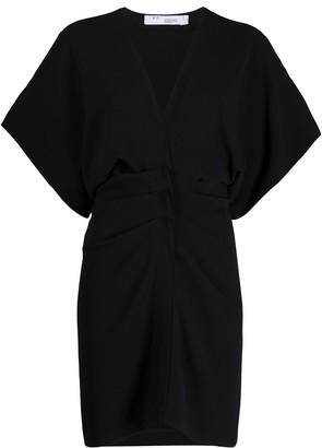 IRO Coudert V-neck dress