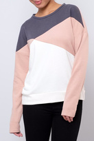 Only Colour Block Sweatshirt
