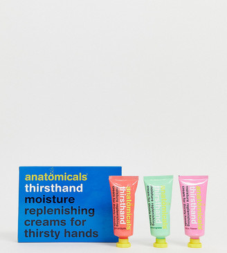 Anatomicals replenishing cream for thirsty hands pack