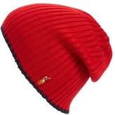 Polo Ralph Lauren Men's Classic Merino Wool Cap - Red