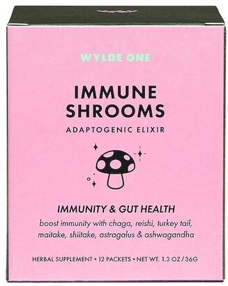 WYLDE ONE Immune Shrooms