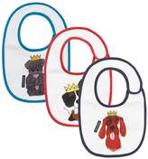 Dolce & Gabbana Dog Print Bibs (Pack of 3)