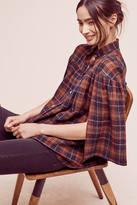 Christine Alcalay Tess Wool Top