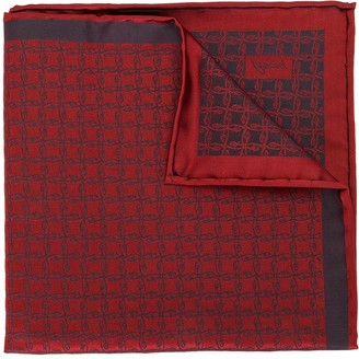 Brioni All-Over Print Handkerchief