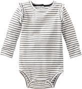 Osh Kosh OshKosh Sparkle Stripe Bodysuit