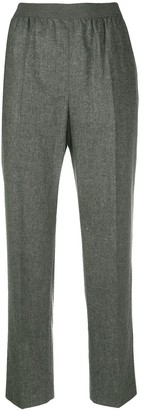 Agnona Straight-Leg Tailored Trousers