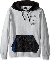 Lrg Men's Elevated Topo Pullover Hood