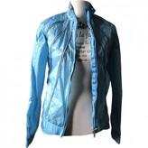 adidas Stella Mc Cartney Pour Blue Jacket for Women