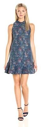 Erin Fetherston Erin Women's Zadie Printed Floral Dress