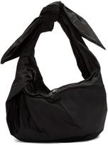 Simone Rocha Black Small Wrap Bag
