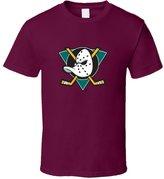Live-Tees Anaheim Mighty Ducks T Shirt XL