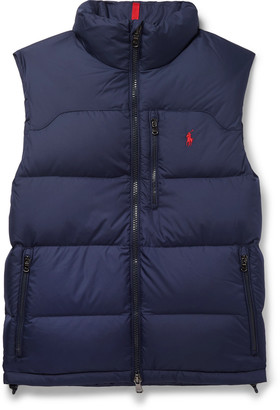Polo Ralph Lauren Quilted Shell Down Gilet