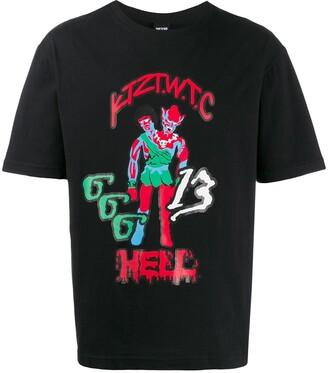 Kokon To Zai Satan 666 T-shirt