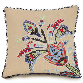 "Vera Bradley Romantic 16"" Paisley Pillow"