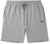 Hugo Boss - Stretch-cotton Jersey Lounge Shorts