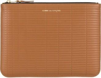 Brick Line zipped wallet