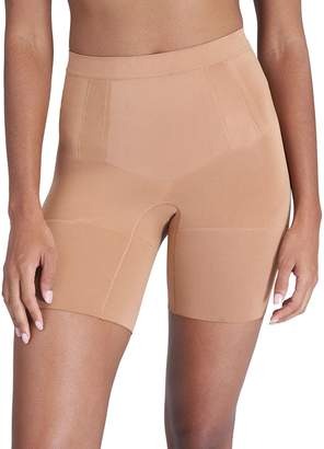 Spanx OnCore Mid-Thigh Shaper Shorts