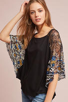 Akemi + Kin Callista Embroidered Top
