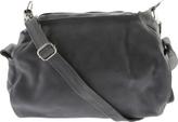 Women's Piel Leather Top-Zip Shoulder Bag/Cross Body Hobo 3041