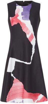 DKNY Occasion FF Colour Block Dress