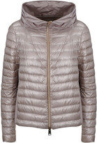 Herno Wide Folded Collar Down Jacket