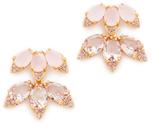 Kate Spade Blushing Blooms Ear Jackets