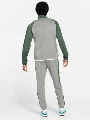 Nike Polyknit Tracksuit - Grey