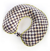 Mackenzie Childs MacKenzie-Childs Courtly Check Travel Pillow