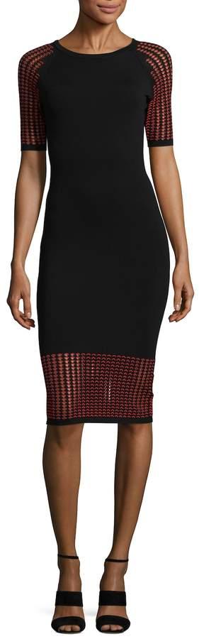 Jonathan Simkhai Women's Short Sleeve Dress