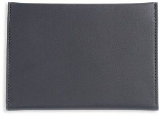 Royce New York Leather Travel Document Pouch