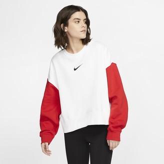 Nike Women's Cropped Fleece Sportswear