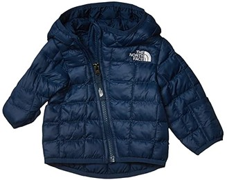 The North Face Kids ThermoBalltm Eco Hoodie (Infant) (Meld Grey) Kid's Coat