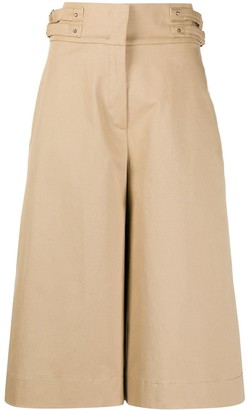 Pinko Wide-Leg Shorts