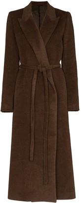 Totême Belted Wrap Coat