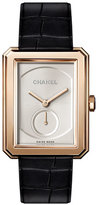 Chanel BOY·FRIEND 18K Beige Gold Watch, Large Size