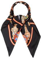 Hermes Qu' Importe Le Flacon Silk Scarf w/ Tags