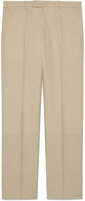 Gucci Wool mohair pant