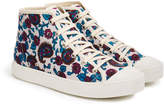 Penelope Chilvers 'Hacienda' Floral Satin High Top Sneaker