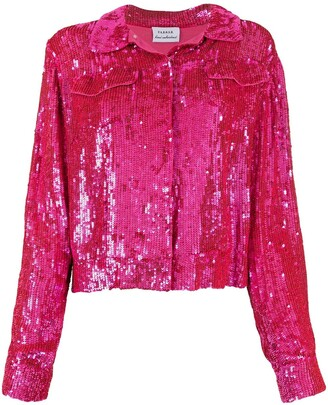 P.A.R.O.S.H. Sequin Jacket
