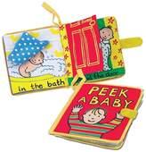 Jellycat Peek Baby Book