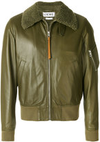 Loewe aviator bomber jacket