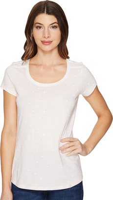 U.S. Polo Assn. Women's Star Print T-Shirt