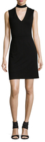Bailey 44 Nadja Mockeneck Short Dress